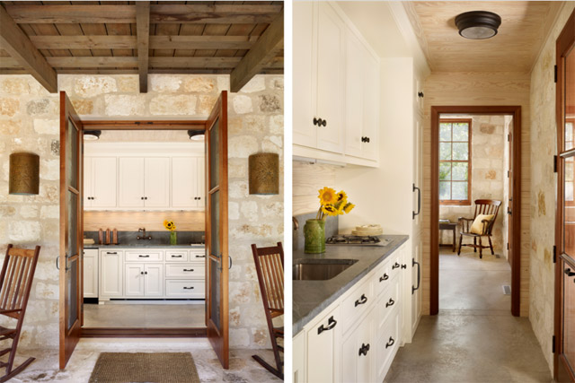 stone cottage house country style in texas countryside (9)