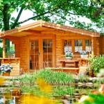 บ้านกระท่อมไม้หลังเล็กๆ เรียบง่ายดั้งเดิม ในงบประมาณไม่เกิน 2 แสนบาท