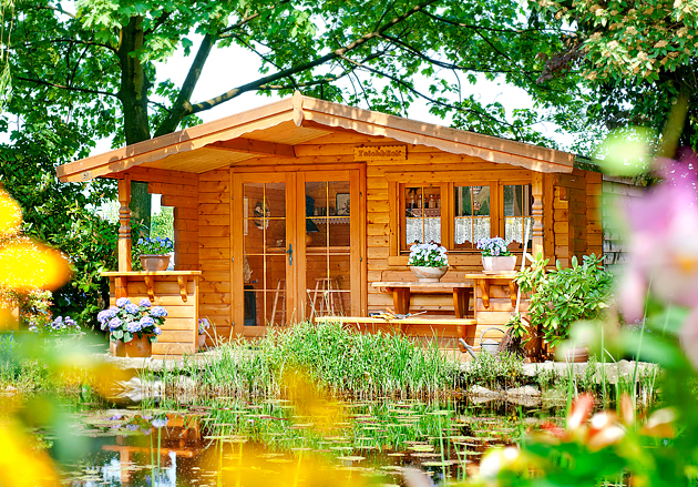 tiny wooden cottage house idea for all purpose (1)