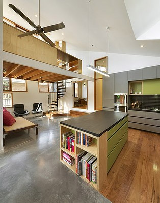 transforming old house into modern style in california usa (8)