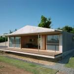 แบบบ้านคอนกรีต บนแนวคิด Eco Friendly เรียบง่าย สวยงาม และลงตัว