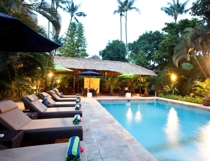 villa resort style house with contemporary garden idea in bali (2)