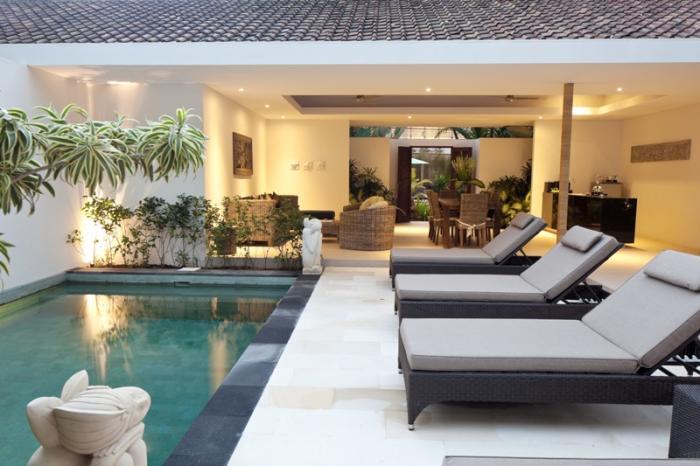villa resort style house with contemporary garden idea in bali (3)
