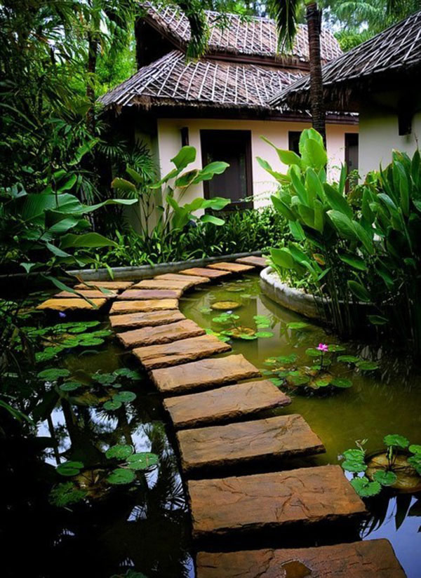 walk pathway to make your home and garden looks beautiful (1)