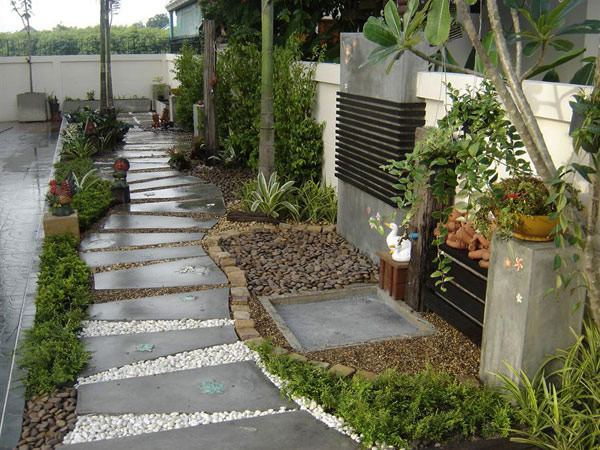 walk pathway to make your home and garden looks beautiful (10)
