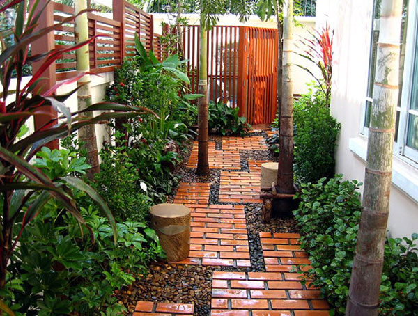 walk pathway to make your home and garden looks beautiful (11)