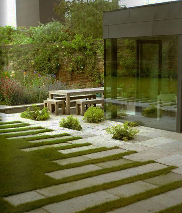 walk pathway to make your home and garden looks beautiful (14)
