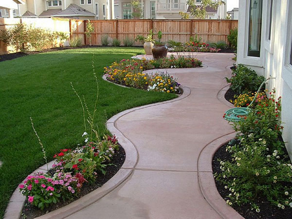 walk pathway to make your home and garden looks beautiful (28)