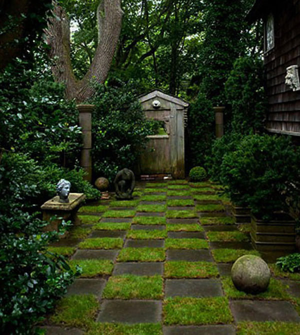 walk pathway to make your home and garden looks beautiful (7)