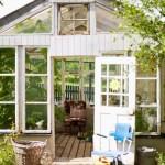 บ้านแนวสแกนดิเนเวียน-คันทรี ดึงความอบอุ่นและความสุข ของครอบครัวเล็กๆ