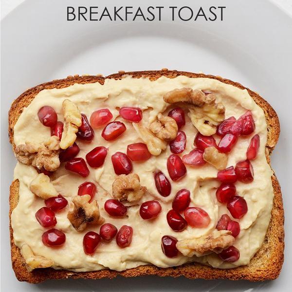 14-idea toasts