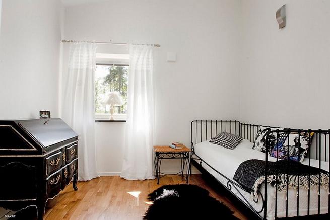 1floor-white-villa-house-with-garage (12)