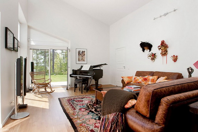 1floor-white-villa-house-with-garage (9)