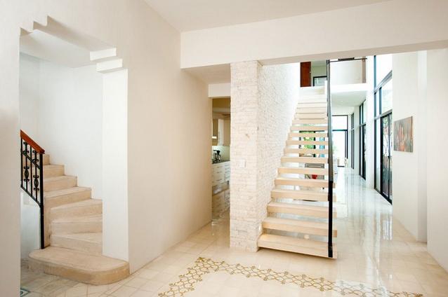 2 storey white modern elegant house (10)