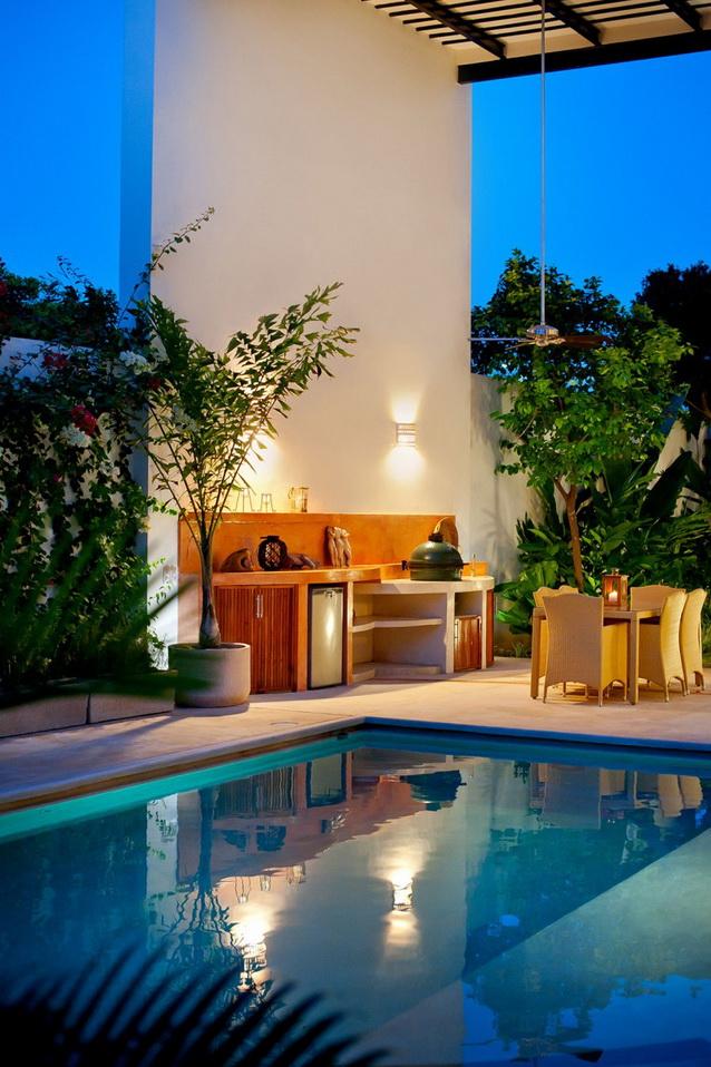 2 storey white modern elegant house (12)