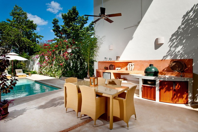 2 storey white modern elegant house (2)