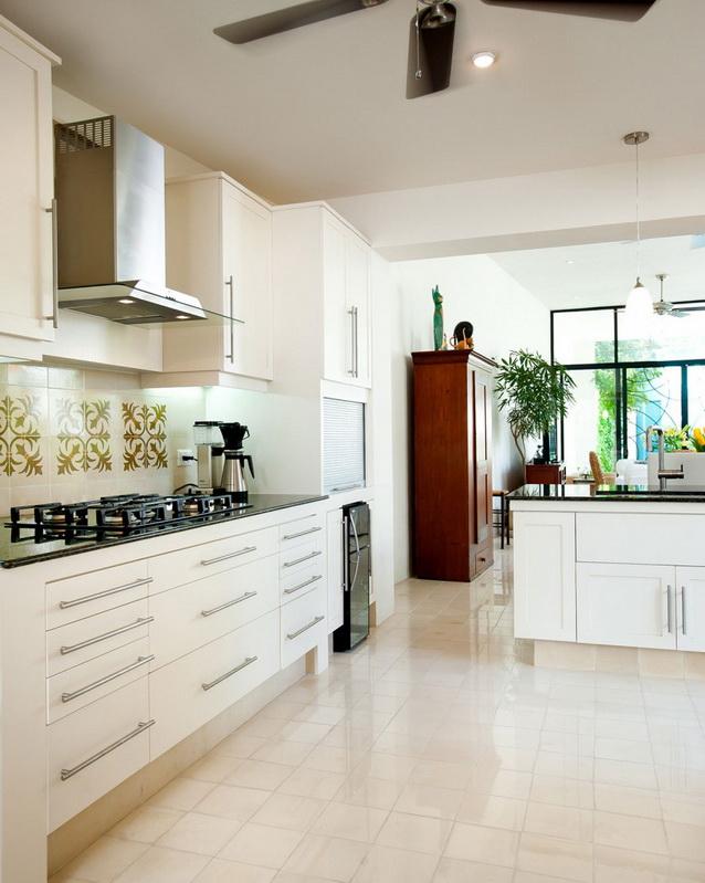 2 storey white modern elegant house (8)