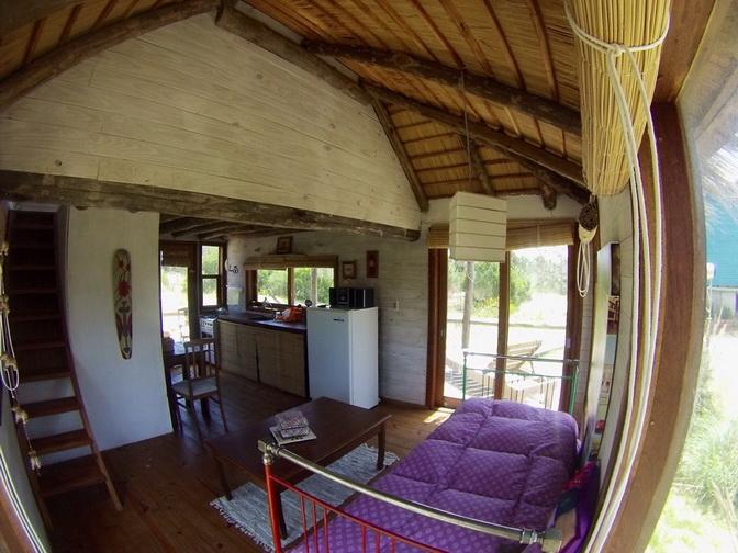 2 storey wooden island hut (2)