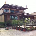 บ้านไม้สองชั้นสไตล์โมเดิร์น ผลงานของนักศึกษาไทย ก้าวไกลสู่การประกวดบ้านประหยัดพลังงานที่ประเทศฝรั่งเศส