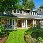 บ้านแนวร่วมสมัยขนาดสองชั้น คงความคลาสสิคสำหรับวิถีชีวิตคนยุคใหม่