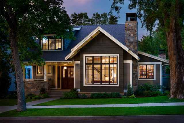 2storeys contemporary house with classic interior  (11)