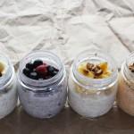 """4 เมนูอาหารเช้า ทำเองง่ายๆจาก """"Oatmeal"""" อิ่มอร่อย แถมไม่ต้องกลัวอ้วน"""