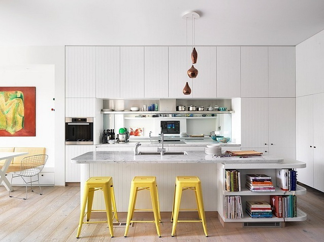 cute-colorful-white-tone-loft-house (9)
