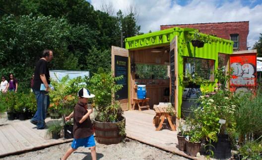 green cozy welcoming hut (3)