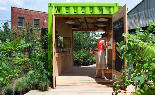 green cozy welcoming hut (6)