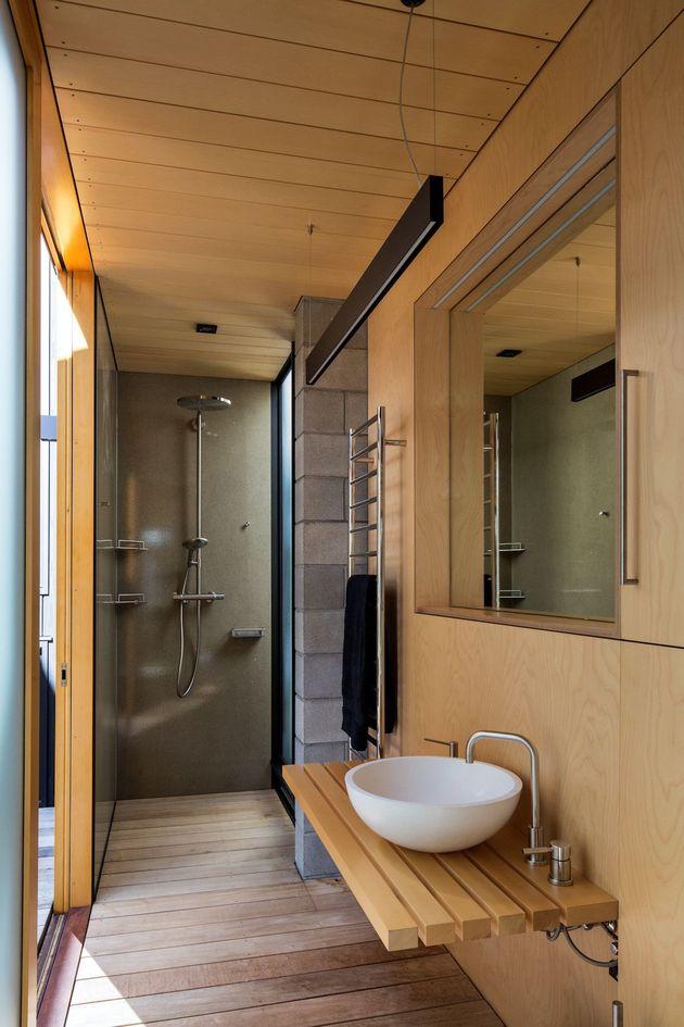 mirror comfortable dark tone house (18)