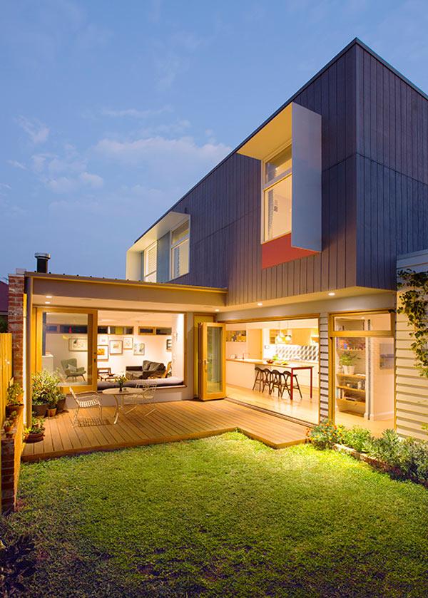 modern 2floors hybrid house (1)