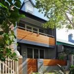 บ้านทาวน์เฮาส์สไตล์โมเดิร์น ความหรูหราที่หลากหลาย ออกแบบอย่างสะดวกสบายและปลอดโปร่ง