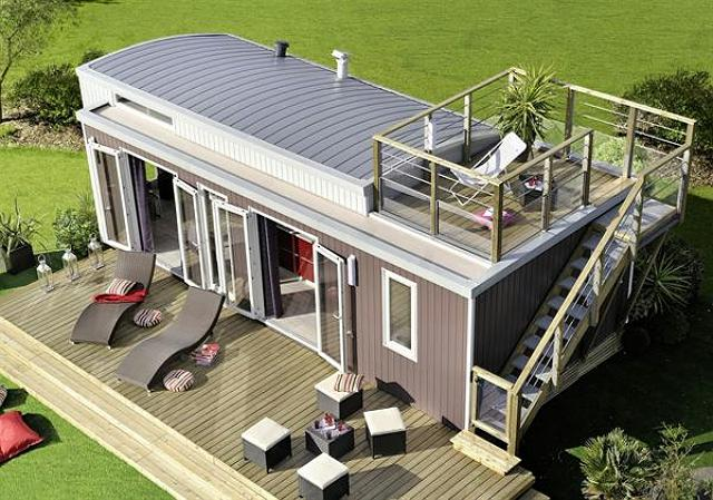 modern compact house with roof terrace (1)