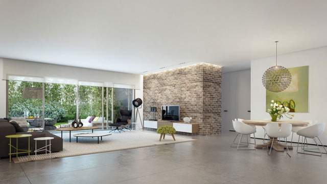 modern hiclass white black house (18)_resize