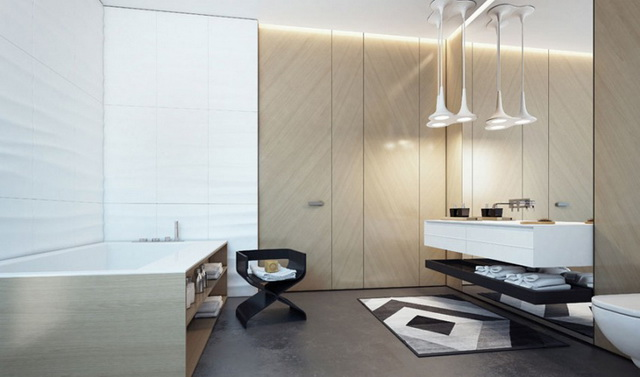 modern hiclass white black house (5)_resize