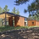 แบบบ้านไม้สไตล์โมเดิร์น ในแนวคิดอนุรักษ์พลังงาน เพื่อชีวิตที่ยั่งยืน