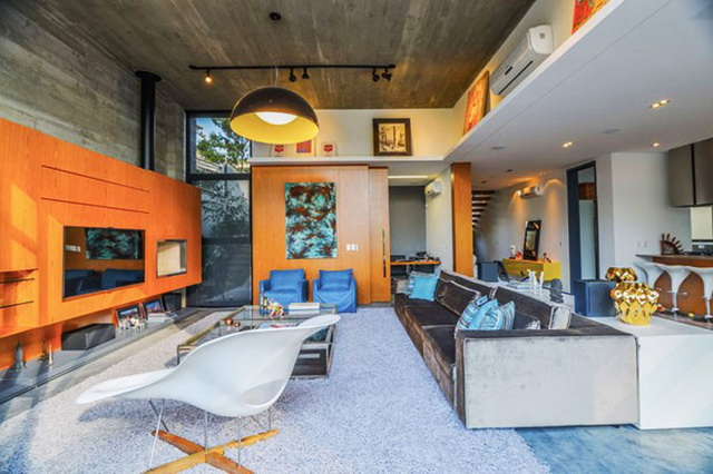 pool house with special interior (6)