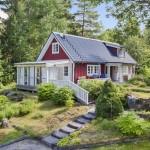 บ้านไม้กลางป่าขนาดชั้นครึ่ง ออกแบบอย่างน่ารัก และลงตัวกับธรรมชาติ