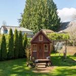 บ้านกระท่อมไม้ขนาดย่อม ความกระทัดรัดที่ครบครัน และเป็นมิตรกับสิ่งแวดล้อม