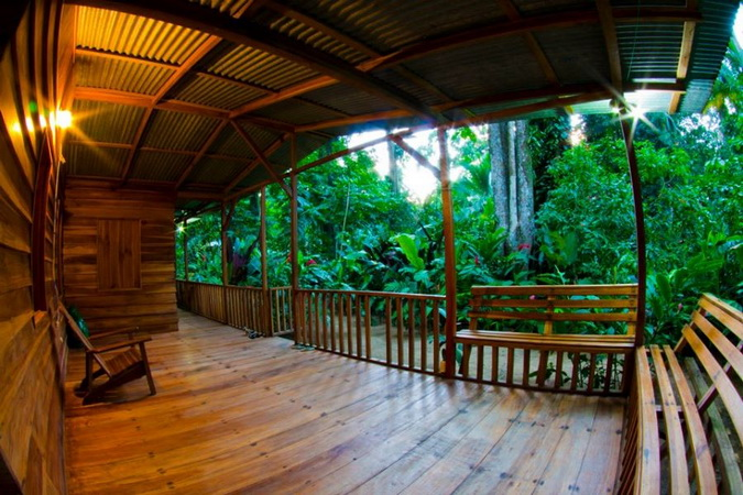 wooden resort tropical house (12)