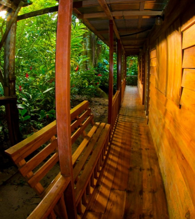 wooden resort tropical house (17)