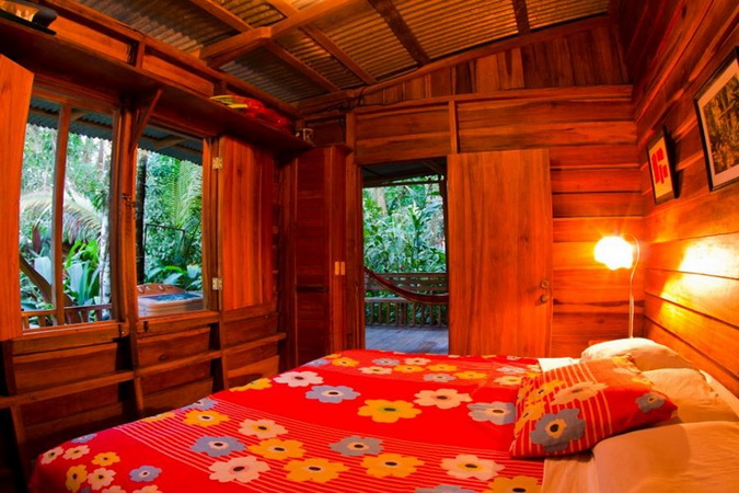 wooden resort tropical house (4)