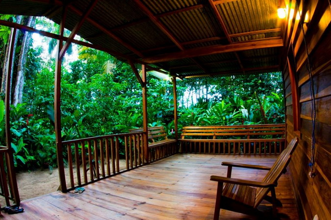 wooden resort tropical house (9)