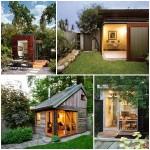 10 ไอเดียบ้านน้อยในสวน 'Backyard Studio' สร้างเป็นมุมพักผ่อนเล็กๆให้กับสวนหย่อมในบ้านของคุณ