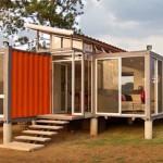 ไอเดียสุดเจ๋ง 'บ้านจากตู้คอนเทนเนอร์ 15 แบบ' สัมผัสความเรียบง่ายด้วยวัสดุก่อสร้างแนวใหม่