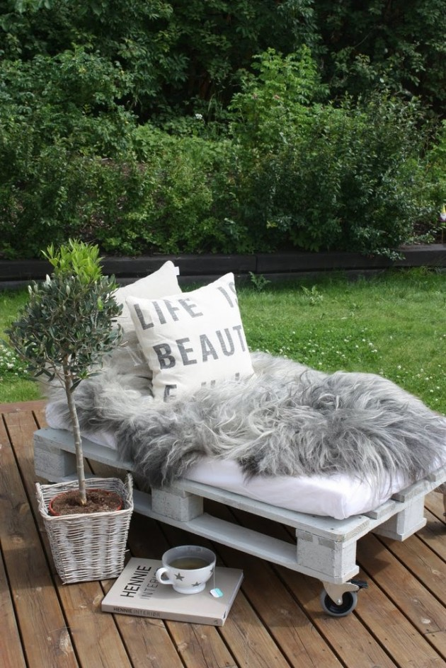 22 DIY ideas outdoor furniture (11)