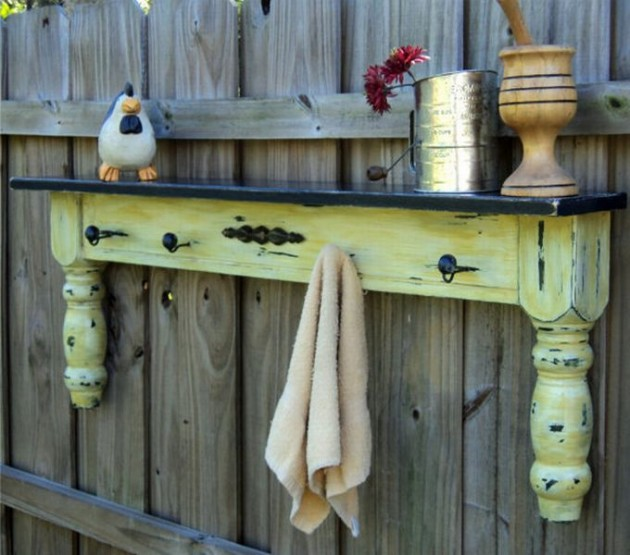 22 DIY ideas outdoor furniture (14)