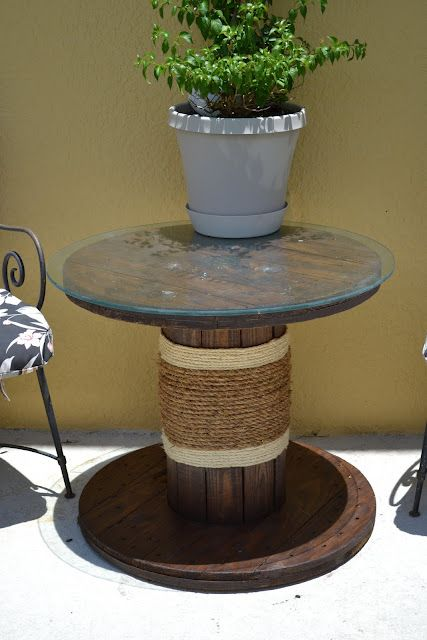 22 DIY ideas outdoor furniture (16)