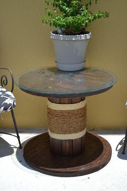 22 DIY ideas outdoor furniture (16)