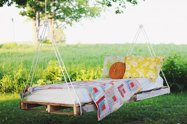 22 DIY ideas outdoor furniture (18)